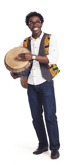 Paapa Kwaku hMensa '15